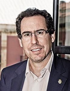 Fernando Couto. Concejal de Desarrollo Económico y Empleo del Ayuntamiento de Gijón