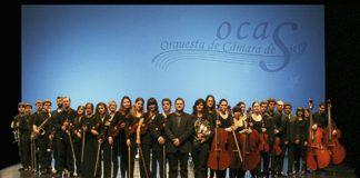 Manuel Paz. Director de la Orquesta de Cámara de Siero (OCAS)