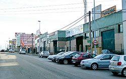 Polígono Industrial de Proni-Meres