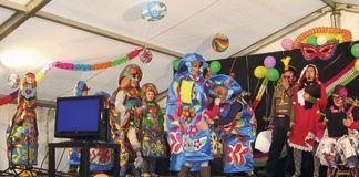 Antroxu/Carnaval en Lugones (Siero)