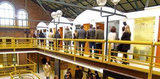 Inauguración del nuevo espacio dedicado al cowork en el Edificio Cristasa