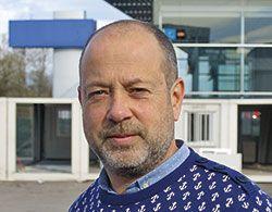 Carlos Brun. Presidente de AEPES
