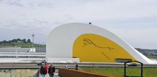 Niemeyer. Avilés