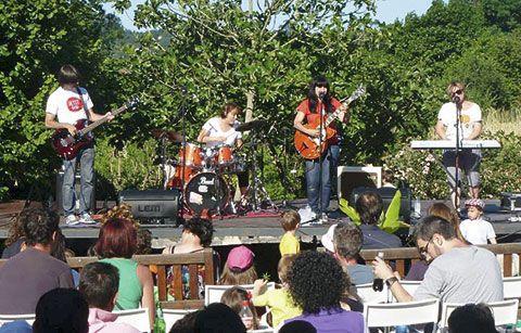 Grupo de música infantil Petit Pop
