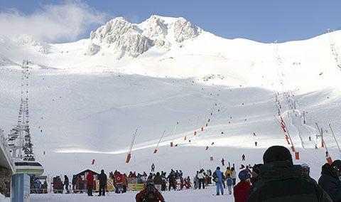 Estación de Esquí de San Isidro (León)