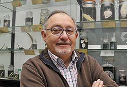 Ricardo Anadón. Catedrático de Ecología