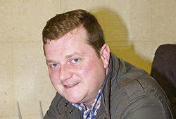 Daniel Langer. Presidente de Arastur (Asociación de la Recuperación Asturiana)