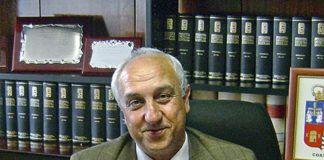 Salvador Méndez. Alcalde de Coaña