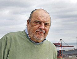 Gerardo Barrio, responsable de coordinación del salvamento Marítimo en Asturias