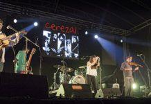 Grupo de música folk Cerezal