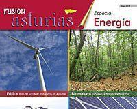 Revista Fusión Asturias. Especial Energía. Mayo 2013