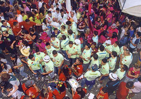 Desfile en Cangas del Narcea