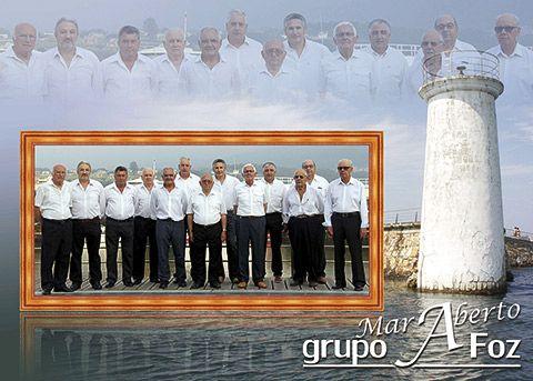 Mar Aberto, cantos de taberna en Foz