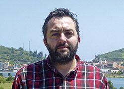 Bruno Lombán. Presidente de Hostelería de Ribadesella.