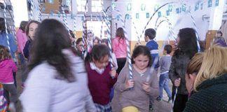 Danza de Arcos en Ribadesella