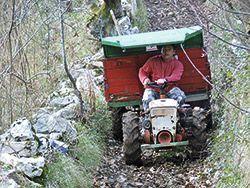 Seguridad vial en el medio rural