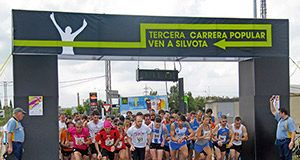 III Carrera popular de Silvota