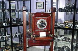 Museo de Cámaras Fotográficas en Tapia