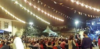 Festival Internacional de Jazz en Bueño.