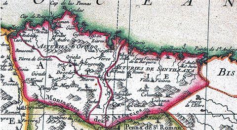 Asturias de Santiyana, una historia presente