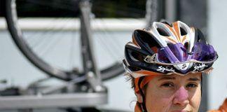 Alicia González Blanco. Campeona de España de Ciclocross sub 23