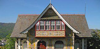Villa Anita, muestra de la arquitectura indiana