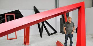 Herminio, escultor. Desafiando a la física