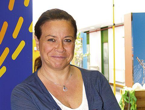 Myriam Hernandez. Directora del IAPRL