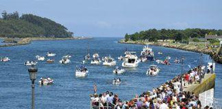 Fiestas de la Virgen de la Barca, Navia