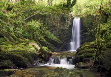 Foces del río Raigosu en Laviana