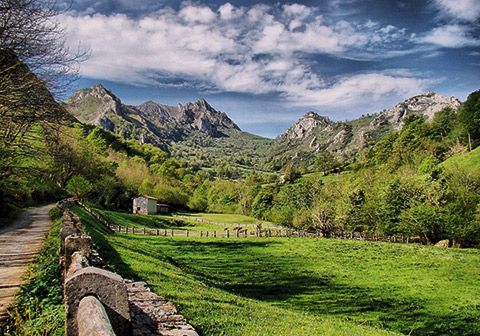 Valle del Raigoso. Laviana