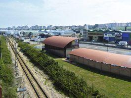 Polígono industrial de Mora Garay