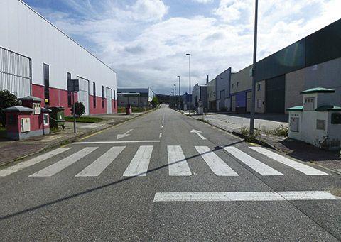 Poligono de Barres (Castropol)