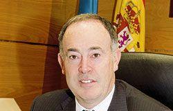 Eduardo Martínez Llosa. Alcalde de Siero