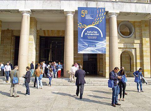 V Encuentro Nacional Asturias Prevención