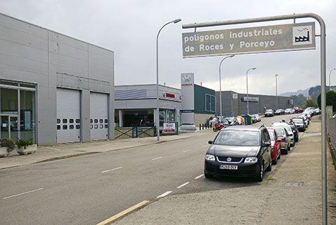 Áreas Industriales de Roces Porceyo