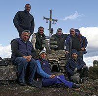 Grupo de Montaña Reino Astur (Aller)