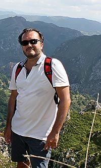 Iñigo Palacio. Autor de Monsacro