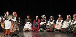 Asociación de Música Tradicional Muyeres.