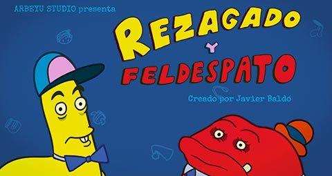 Rezagado y Feldespato