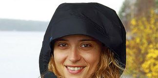 Sandra Sánchez. Ingeniera de Montes