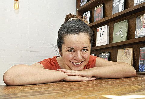 Sofía Castañón, directora.