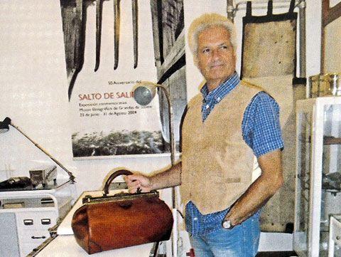 José Ramón Álvarez. Médico rural