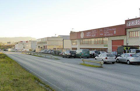 Poligono industrial de Naón (Siero)