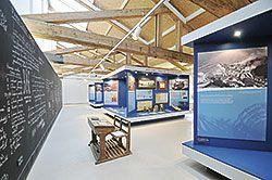 Museo y Centro de Interpretación del museo de la Mina de Arnao