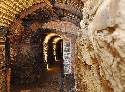 Galería del Museo de la Mina de Arnao