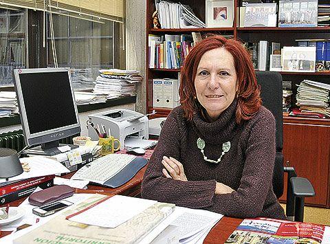 Rosario Alonso. Catedrática Derecho Administrativo