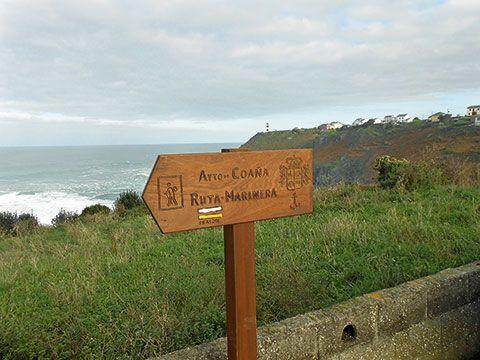 Ruta Marinera de Coaña