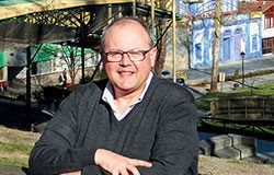 José Manuel Puente. Concejal de Turismo de Grado