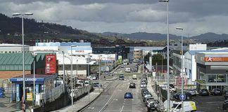 Polígono industrial del Espíritu Santo (Oviedo).